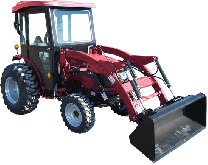 McCormick Cab and Enclosure - CT28, CT28HST, CT32, CT32HST, CT36, CT36HST, CT41,...